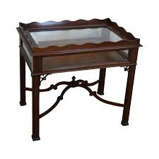 Pulaski Display Cabinet Vitrine by End Table Curio Cabinet Console Display Pulaski Furnitured Table