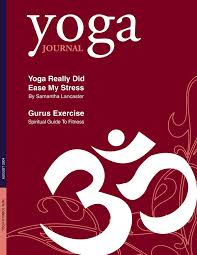 Yoga Magazine Cover And Spread By Jason Farist At Coroflot