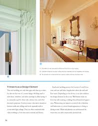 Two Tone Walls No Chair Rail by 1001 Ideas For Trimwork The Ultimate Source Book For Decorating