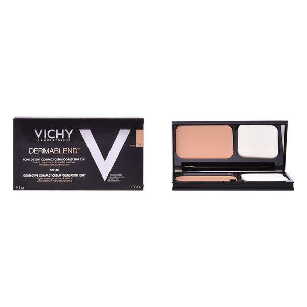 Vichy Dermablend Corrective Compact Cream Foundation - Nude 25, 9.5g