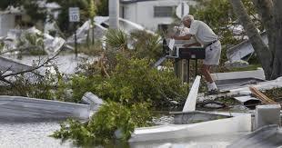 Irma aftermath Power ing back on many residents returning