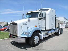 100 Paccar Trucks FeatureFriday 2012 Kenworth T800 455HP MX 13 Speed RTLO