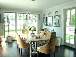 Transitional Dining Room Lighting Add To With Industrial Inspired Light