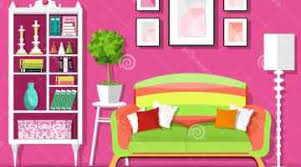 Different ways in the same fred arranging living room furniture clipart furniture twelve different ways in