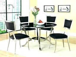Contemporary Dining Room Sets Set Affordable Modern Cheap Large