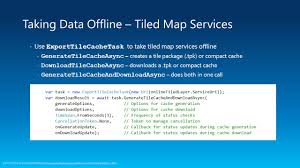 Tiled Map Editor Free Download by Developing Mobile Apps With The Arcgis Runtime Sdk For Net Ppt