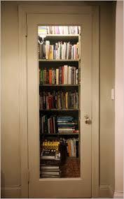 Book Storage Hack 6 Closet Library