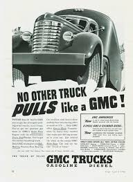 100 1940 Gmc Truck Directory Index GM S