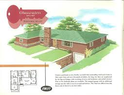 The Retro Home Plans by Terrific Curb Appeal Ideas From Homes 1957 House Plans