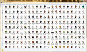 Payday 2 Halloween Masks Disappear by Fednet Mask Icons Mods U0026 Downloads
