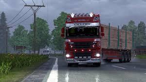 Wallpaper Blink - Euro Truck Simulator 2 HD Wallpaper HD 12 - 1366 X ...