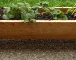 New 16 cedar planters herb planter box standing plant