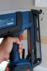 Central Pneumatic Floor Nailer User Manual by How To Use A Nail Gun Overstock Com
