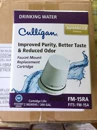 culligan faucet filter replacement cartridge culligan fm 15ra advanced faucet filter replacement cartridge