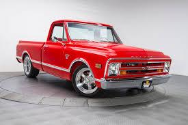 100 1968 Chevy Trucks For Sale 136041 Chevrolet C10 Pickup Truck RK Motors Classic Cars For