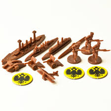 Axis Allies 1914 Russia Set
