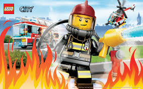 Lego City HDQ