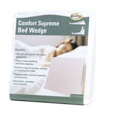 Boscovs Sleeper Sofas by Comfort Supreme Bed Wedge Boscov U0027s