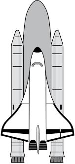 Space Shuttle Clip Art at Clker vector clip art online