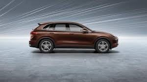 Porsche® Cayenne Lease Offers & Prices - CA
