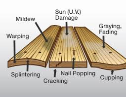 Wood Decking Boards by Clean Seal Or Stain A Deck