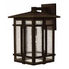 h1965oz tucker entrance outdoor wall light rubbed bronze at