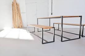esstisch konferenztisch massivholztisch n51e12 design
