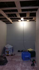 Soundproof Above Drop Ceiling by How To Build Your Own Soundproof Rehearsal Room When You Have No