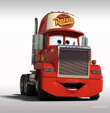 Papercraft Imprimible Y Armable De Mack Cars Manualidades A Raudales
