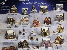 Ceramic Christmas Tree Bulbs Canada by Christmas Houses Plaster Craft Statuary Place Online Store