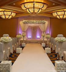 Wedding Lighting IndoorIndoor CeremonyIndoor