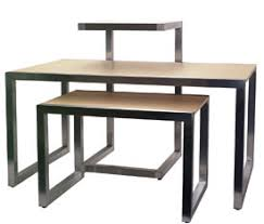 Retail Store Fixtures Display Tables