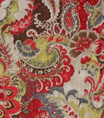 Richloom Studio Upholstery Print Fabric 54
