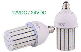 dc 12v dc 24v 30w led corn light bulbs equivalent 100w hid ls