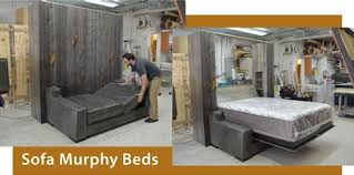 SOFA BEDS Sofa Murphy Beds Are The Ultimate Way To Make A Room Dual Purpose Turn Sitting Or Living Into Guest By Simply Removing