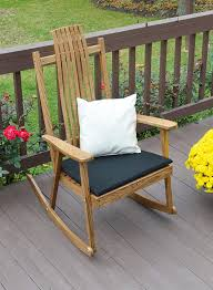Amazon.com : Aspen Tree Interiors Best Wood Porch Rocking Chair ... Innovative Rocking Chair Design With A Modular Seat Metal Frame Usa 1991 Objects Collection Of Cooper Hewitt Horse Plush Animal On Wooden Rockers With Belt Baby Glider Fresh Tar New Nursery Coaster Transitional In Black Finish Value Hand Painted Rocking Chairs Childs Rockers Hand Etsy Outdoor Wicker Legacy White Modern Marlon Eurway Gloucester Rocker Thos Moser Fniture Gliders Regarding Gliding Replica Eames Green Chrome Base Beech Valise Plowhearth