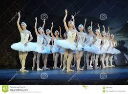 ballet dancers swan lake ballet editorial image image 62604350
