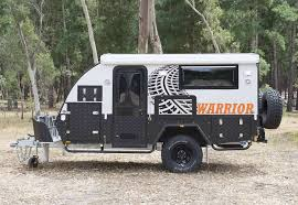 100 Custom Travel Trailers For Sale Warrior Off Road Hybrid Caravan