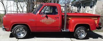 100 Little Red Express Truck For Sale 1979 Dodge Pickups D150 Adventurer Lil