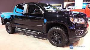 100 Chevrolet Colorado Truck 2018 Z71 V6 Exterior And Interior Walkaround