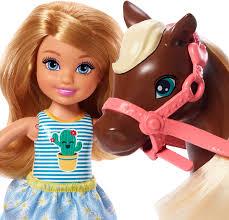kaufen club chelsea puppe mit pferd jollyroom