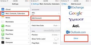 How to Sync Gmail Google Contacts with iOS on iPhone iPad