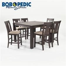 Dining Room Furniture Set Unique Glass Pub Table And Chairs Enchantinga Patio Loveseat