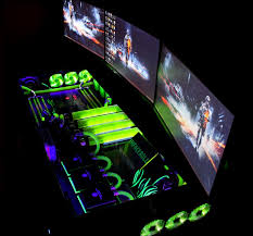 Watercooled PC Desk Mod with Built In Car Audio System Page 2