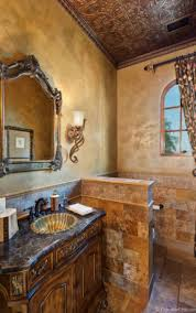 Half Bathroom Decorating Ideas Pictures by Best 25 Tuscan Bathroom Ideas Only On Pinterest Tuscan Decor