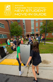 Water Beds And Stuff by Move In Guide By Arkansas Tech University Issuu