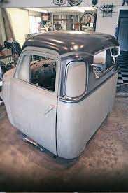 100 1952 Chevy Panel Truck 5Window Conversion Glass House Bomb