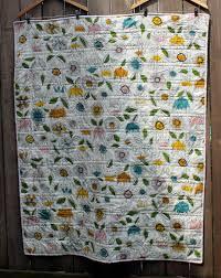 modern quilt WOMBAT QUILTS