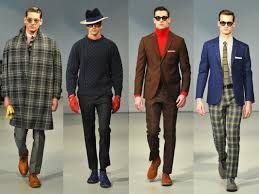 Mens Fall 2013 Modern Retro