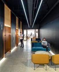 Modern fice Design Concept by Studio O A InteriorZine